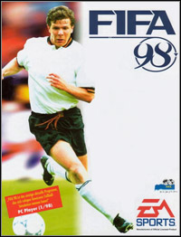 Game Box for FIFA 98: Road to World Cup (PC)