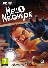 Game Hello Neighbor (XONE) cover