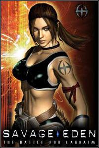 Okładka Savage Eden: The Battle for Laghaim (PC)