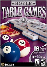Okładka Hoyle Table Games (PC)