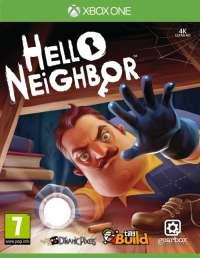 Game Hello Neighbor (PC) cover