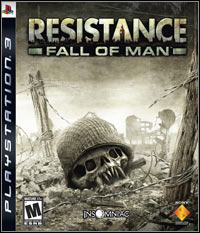 Okładka Resistance: Fall of Man (PS3)