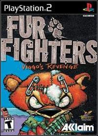Okładka Fur Fighters: Viggo's Revenge (PS2)