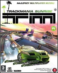 Okładka Trackmania Sunrise (PC)
