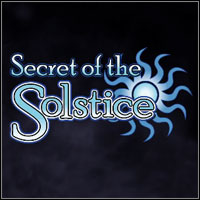 Game Box for Secret of the Solstice (PC)