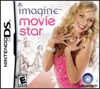 Okładka Imagine Movie Star (NDS)