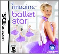 Okładka Imagine Ballet Dancer (NDS)