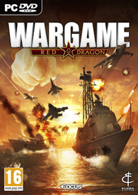 Okładka Wargame: Red Dragon (PC)