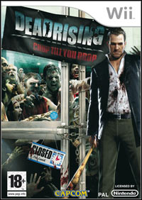 Game Box for Dead Rising: Chop Till You Drop (Wii)