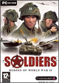 Game Box for Soldiers: Heroes of World War II (PC)