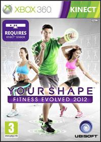 Okładka Your Shape: Fitness Evolved 2012 (X360)