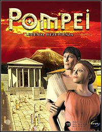 Okładka Pompei: The Legend of Vesuvius (PC)