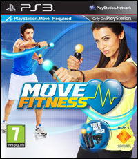 Okładka Move Fitness (PS3)