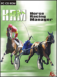 Game Box for Horse Racing Manager (PC)