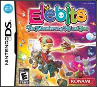 Okładka Elebits: The Adventures of Kai and Zero (NDS)