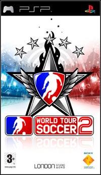 Okładka World Tour Soccer 2 (PSP)