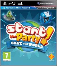 Okładka Start the Party: Save the World (PS3)