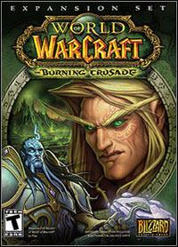 Okładka World of Warcraft: The Burning Crusade (PC)