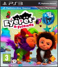 Okładka EyePet & Friends (PS3)