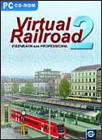 Game Box for Virtual Railroad 2 (PC)
