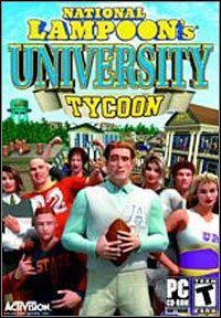 Okładka National Lampoon's University Tycoon (PC)