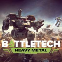 Game Box for BattleTech: Heavy Metal (PC)