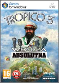 Okładka Tropico 3: Absolute Power (PC)