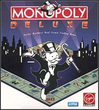 Okładka Monopoly Deluxe (PC)