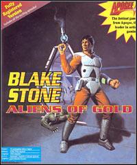 Okładka Blake Stone: Aliens of Gold (PC)