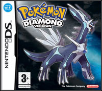 Game Box for Pokemon Diamond (NDS)