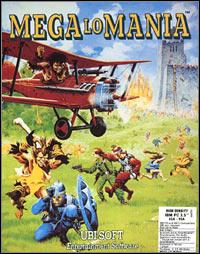 Okładka Mega lo Mania (PC)