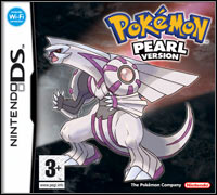 Game Box for Pokemon Pearl (NDS)