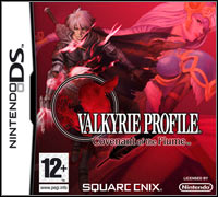 Okładka Valkyrie Profile: Covenant of the Plume (NDS)