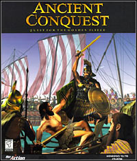 Game Box for Ancient Conquest: Quest for the Golden Fleece (PC)