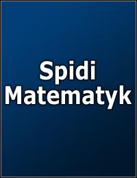 Okładka Spidi Mathematic (PC)