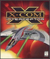Game Box for X-COM Interceptor (PC)