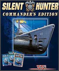 Okładka Silent Hunter: Commander's Edition (PC)