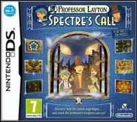Okładka Professor Layton and the Spectre's Call (NDS)