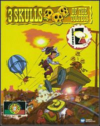 Okładka 3 Skulls of the Toltecs (1996) (PC)