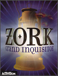 Okładka Zork: Grand Inquisitor (PC)