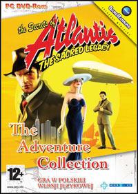 Okładka The Secrets of Atlantis: The Sacred Legacy (PC)