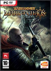 Okładka Warhammer: Mark of Chaos (PC)