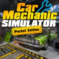 Game Box for Car Mechanic Simulator: Pocket Edition (Switch)