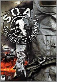 Okładka Soldiers of Anarchy (PC)