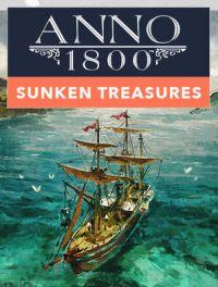 Game Box for Anno 1800: The Sunken Treasures (PC)