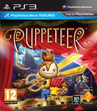 Okładka Puppeteer (PS3)