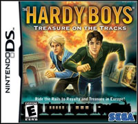 Okładka The Hardy Boys: Treasure on the Tracks (NDS)