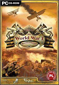 Okładka The Entente World War I Battlefields (PC)