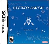 Okładka Electroplankton (NDS)
