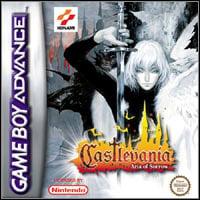 Okładka Castlevania: Aria of Sorrow (GBA)